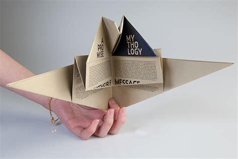 origami sphinx the sphinx on behance