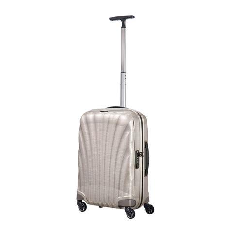 samsonite cabin size samsonite cosmolite cabin size silver luxury luggage by