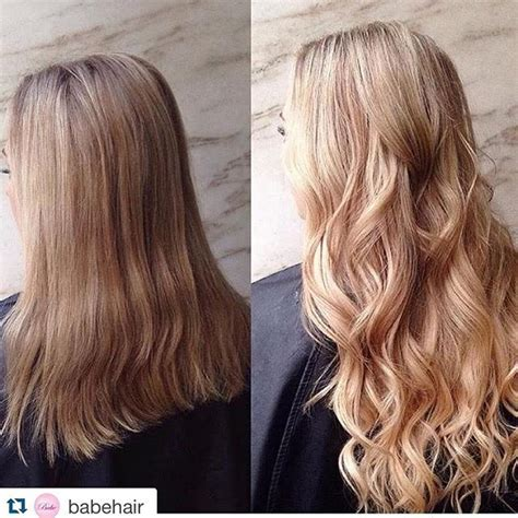 babe hair extensions 17 best images about hair extensions before and after on