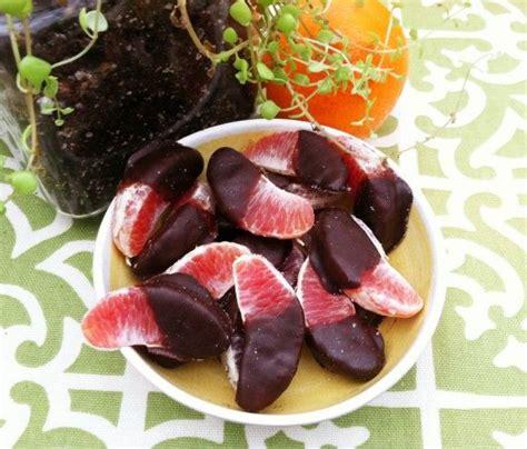 Basic Wedges Tebal Lemon050 chocolate dipped blood oranges chocolate orange healthy chocolate and blood