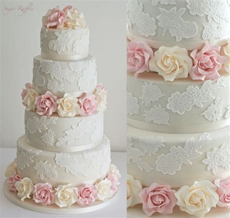 Two Tiers Gold Lace Theme Cake Platter 6813 best images about large cake designs on