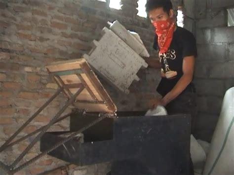 membuat rumah dari styrofoam membangun rumah dari limbah styrofoam kok bisa