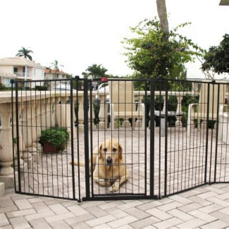 porch gate for dogs gates gates fences discount pet gates store