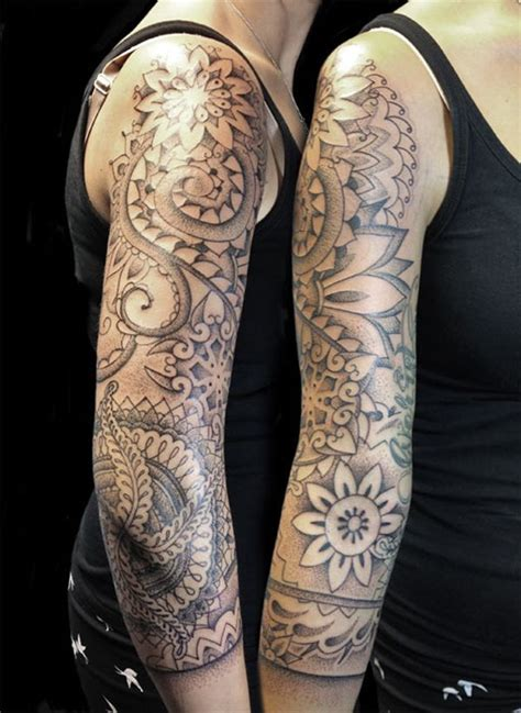 mandala tattoo quarter sleeve 40 intricate mandala tattoo designs mandala tattoo