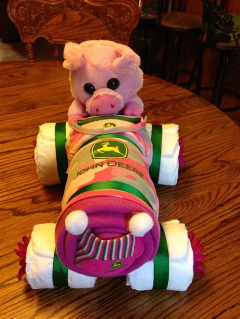 Pink Deere Baby Shower by 29 Best Images About Deere Baby On