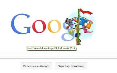 doodle indonesia ronggowirasanu doodle untuk hari kemerdekaan indonesia