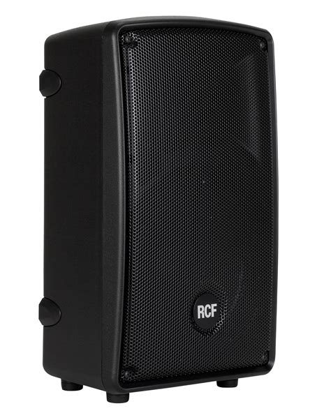 Speaker Rcf 10 Inch rcf hd10 a 10 inch active two way monitor 1200 watt peak