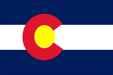 colorado state colors the colorado state flag