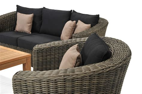 Contemporary Black Dining Room Sets by The Out Amp Out Buyers Guide To Wicker Garden Furniture
