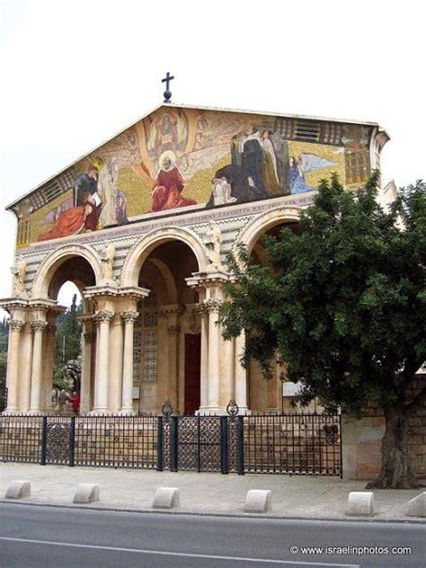 israel   gethsemane church   nations