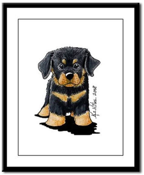 rottweiler character rottweiler gifts rottweiler prints posters paintings