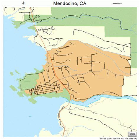 california map mendocino mendocino california map 0646814