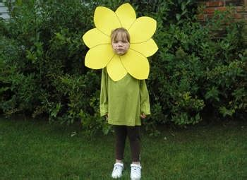 how to make a flower costume with pictures wikihow make a flower costume out of posterboard got parades on