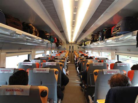 italo treno interni italo low cost un viaggio di classe