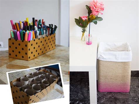 como decorar cajas de carton con tela para bebes m 225 s de 100 ideas fabulosas de manualidades con cajas de