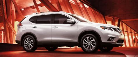 the features options of the 2015 nissan rogue s vs sv