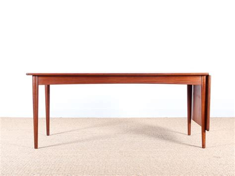 extendable coffee table teak extendable danish coffee table for sale at pamono