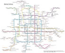 Beijing Subway Map Beijing Subway Wikipedia
