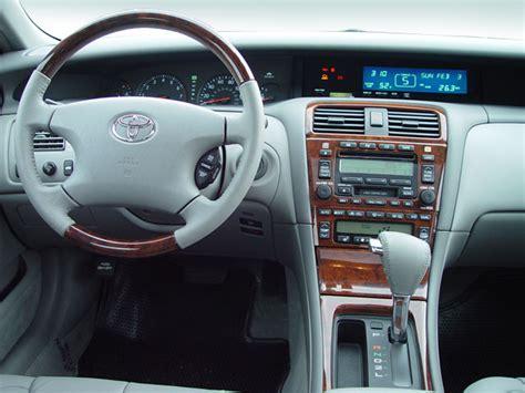 2004 Toyota Avalon Interior by 2004 Toyota Avalon Cockpit Interior Photo Automotive