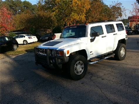 hummers for sale in nc hummer h3 for sale carolina carsforsale