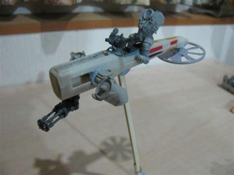 star wars x wing warhammer and warhammer 40k store conversion cyborks orks star wars warhammer 40 000 x