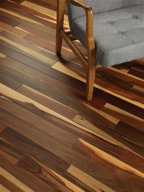 "3 1/4"" Brazilian Walnut Flooring   Character Grade   Solid Ipe"