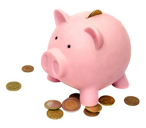piggy bank with money piggy bank png transparent image pngpix