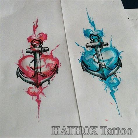 watercolor tattoo tucson best 25 anchor ideas on anchor tattoos