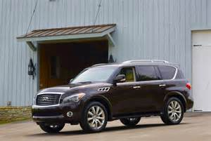 2013 Infiniti Qx80 2013 Infiniti Qx56 Pictures Photos Gallery Motorauthority