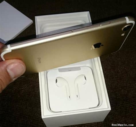 Iphone 7 128gb Gold Mulus Fullset iphone 7 128gb gold used