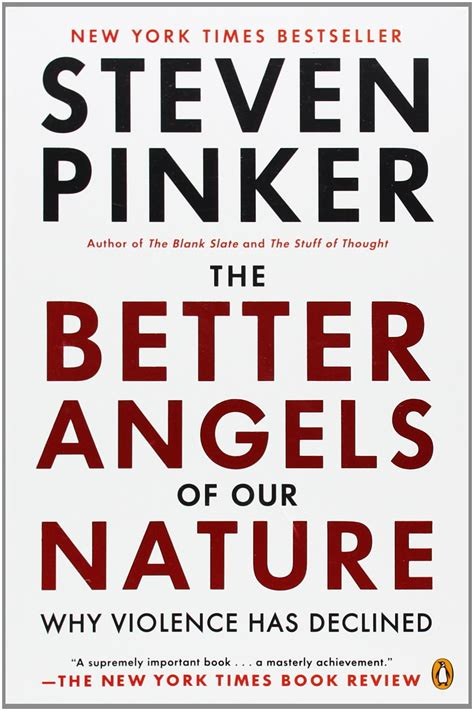 the better of our nature steven pinker zuckerberg s book recommendations business insider