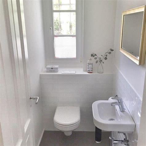 gäste wc gestalten ohne fliesen 90 besten g 228 ste wc bilder auf badezimmer