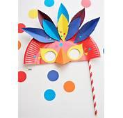 Masque De Carnaval &224 Fabriquer  Momesnet