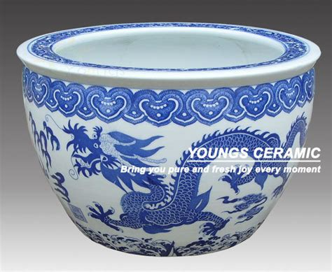 Antique Style Blue White Ornate Porcelain Garden Water Can Collectible 14cm 5 5 Quot Ebay Big Chinease Blue And White Ceramic Planters Pots Buy Pot Big Pot Big Ceramic