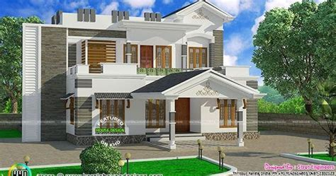 3 bhk modern contemporary home in 1890 sq ft kerala home design and floor plans 3 bhk modern home in 1575 sq ft kerala home design and floor plans