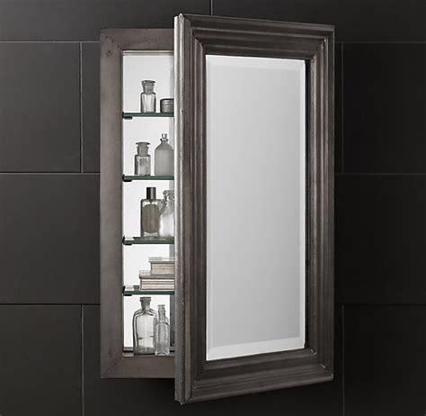 restoration hardware medicine cabinet zinc medicine cabinet bath medicine cabinets restoration hardware and restoration