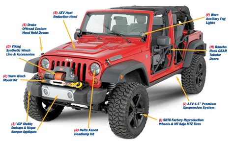 Best Jeep Grand Accessories Jeep Parts Jpg