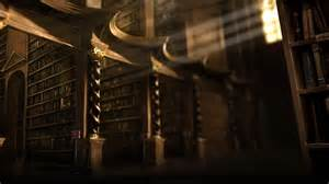The Great Hall Harry Potter by Pottermore Background Hogwarts Library 1 By Xxtayce On