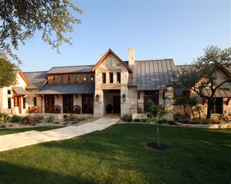 hill country house plans houzz