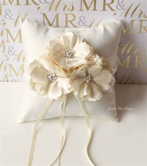 cuscini per anelli matrimonio anello portatore cuscino cuscino matrimonio wedding