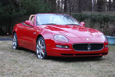 2005 Maserati Spyder by 2005 Maserati Spyder For Sale