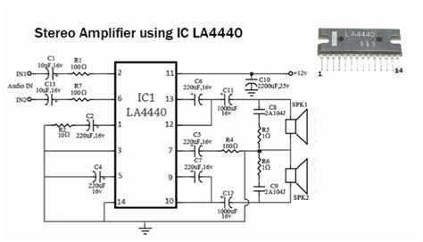 transistor stereo lifier circuit diagram wiring diagram
