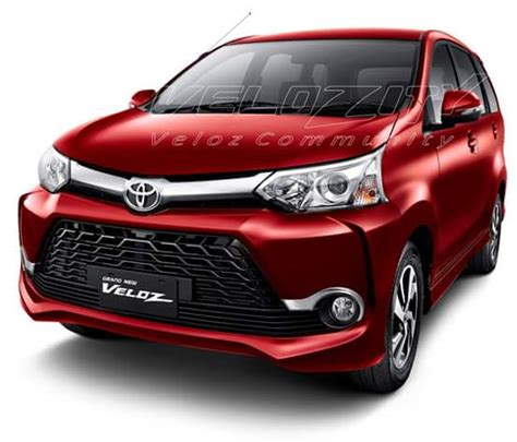 Lu Toyota Avanza spesifikasi dan keunggulan grand new avanza dealer