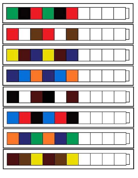 kindergarten pattern unit 144 best patterns unit images on pinterest math patterns