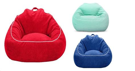 Bean Bag Chair For Toddlers by Wow Kid S Bean Bag Chairs Only 19 95
