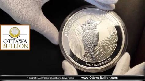 kookaburra silver coin 1kg 1 kg 2014 australian kookaburra silver coin where to