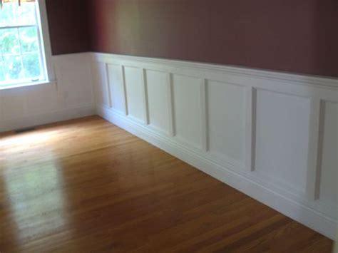 Wainscoting Trim Ideas by Best 25 Oak Wood Trim Ideas On Entryway Paint