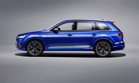 Sq7 Audi by 2017 Audi Sq7 Tdi Turbo Diesel V8 Is Ultimate Tax