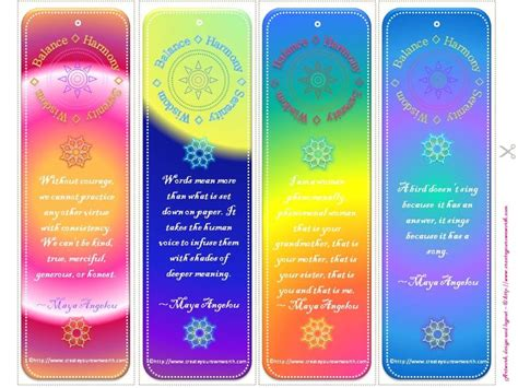 free printable bookmarks quotes free printable bookmarks with quotes