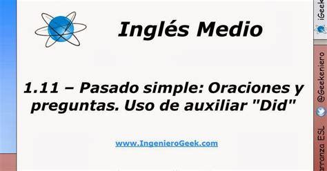preguntas con did y what oraciones afirmativas en ingles con el verbo takvim